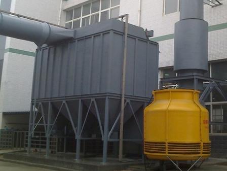 电石炉袋式除尘器