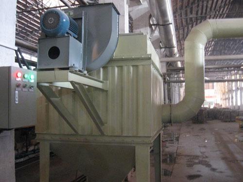 陶瓷厂除尘器