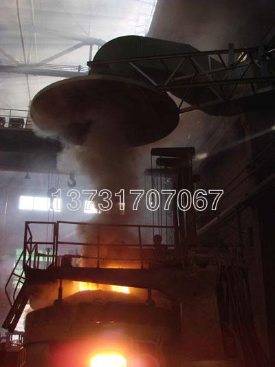 电炉用LCDM长袋脉冲袋除尘器