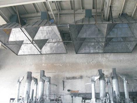 冶金炉除尘系统
