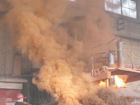 冶金炉布袋除尘器