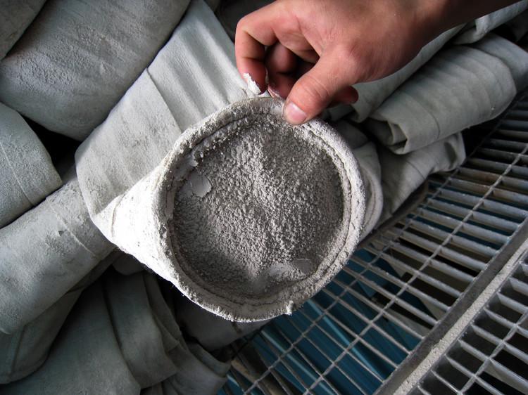 锅炉除尘布袋结露