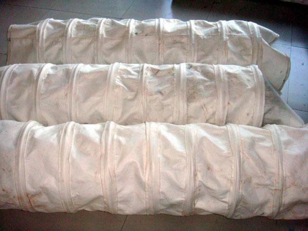 水泥散装机用伸缩袋