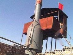 水膜岩棉炉除尘器